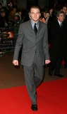 Howard Hughes Photo - London Leonardo DiCaprio (Howard Hughes in the new movie) at the European premiere of The Aviator at the Odeon Leicester Square19 December 2004Paulo PirezLandmark Media