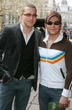 Andrew Cowles Photo - London UK Former Boyzone  band member Stephen Gately (R)  with his civil relationship partner Andrew Cowles (L)  at the VIP screening of the cartoon Horton Hears a Who  Vue West End London2nd March 2008 Keith MayhewLandmark Media