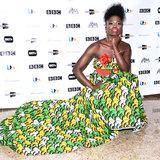 Aramatou Toure Photo - London UK  Aramatou Toure at the Screen Nations Awards held at the Hilton Metropole Hotel Edgware Road London on Saturday 19 March 2016Ref LMK392-60351-200316Vivienne VincentLandmark Media WWWLMKMEDIACOM