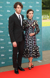 Jenna Coleman Photo - London UK  Tom Hughes and Jenna Coleman at the World Premiere of the new ITV series Victoria (about the early years of the life Queen Victoria)at Kensington Palace London 11th August 2016 Ref LMK73-61281-120816Keith MayhewLandmark MediaWWWLMKMEDIACOM
