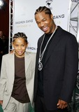 Alvin Xzibit Joiner Photo - Alvin Xzibit Joiner and His Son Tray During the Premiere of the New Movie From Columbia Pictures Gridiron Gang Held at Graumans Chinese Theatre on September 5 2006 in Los Angeles Photo Michael Germana-Globe Photosinc
