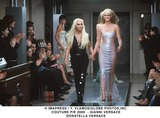 Gianni Versace Photo - Imapress  Y VlamosGlobe Photosinc Couture Pe 2000 - Gianni Versace Donatella Versace