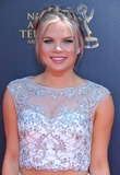Kelli Goss Photo - Kelli Goss attending the the 42nd Annual Daytime Emmy Awards - Red Carpet Arrivals Held at the Warner Bros Studio in Burbank California on April 26 2015 Photo by D Long- Globe Photos Inc