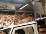 John Paul Photo - Pope John Paul Ii Visits the Pontiac Silver Dome in Pontiac Michigan 09-1987 Photo by William Regan-Globe Photos