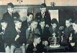 John Paul Photo - -Exclusive- Alpha Gd-m040988 Liverpool a Young Paul Mc Cartney Fourth From the Left at Choir Practice in 1953 -John Lennon  Paul Mccartney School Days