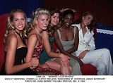 Ashley Montana Photo - Sports Illustrated Ashley Montana Vendella Kathy Ireland Rushumba W Doordan Angie Everhart Photo by John BarrettGlobe Photos Inc