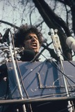 Abbie Hoffman Photo - Abbie Hoffman Black Panther Rally in New York City 1970 Supplied by Globe Photos Inc