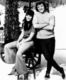 Sonny  Cher Photo - Sonny Bono and Cher Sonny and Cher Photo BysmpGlobe Photos Inc