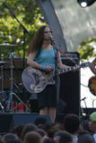 Alana Davis Photo - Mtvtribeca Film Festival Outdoor Concert at Battery Park on May 10 2002 K25092lcav Photo by Globe Photos Inc 2002 Alana Davis