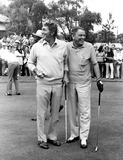 Dean Martin Photo - Frank Sinatra with Dean Martin at Celebrity Golf in Los Angeles 10-1-1972 9175 Photo by Phil Roach-ipol-Globe Photos Inc