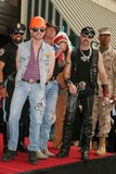 Village People Photo - the Village People Honored with a Star on the Hollywood Walk of Fame Hollywood Blvd Hollywood CA 091208 David Hodo of the Village People Photo Clinton H Wallace-photomundo-Globe Photos Inc