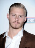 Alexander Ludwig Photo - Alexander Ludwig attending the Us-ireland Aliiances Oscar Wilde Awards Held at Bad Robot in Santa Monica California on February 19 2015 Photo by D Long- Globe Photos Inc