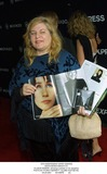 Allison Anders Photo - Independent Spirit Awards Santa Monica Beach CA Allison Anders (Showing a Articale on Her Daughter) Photo by Fitzroy Barrett  Globe Photos Inc 3-24-2001 K21409fb (D)