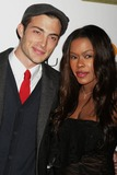 Golden Brooks Photo - Brandon Trenthams Aids Marathon Charity Benefit Hosted by Rachel Sterling at Janes House in Hollywood California 12-06-2009 Brandon Trentham and Golden Brooks Photo by Clinton H Wallace-ipol-Globe Photos Inc