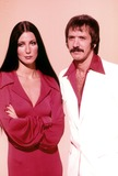 Sonny  Cher Photo - 78 Sonny Cher Globe Photosinc