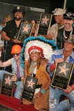 Village People Photo - I13680CHWTHE VILLAGE PEOPLE HONORED WITH A STAR ON THE HOLLYWOOD WALK OF FAME HOLLYWOOD BLVD  HOLLYWOOD CA  091208THE VILLAGE PEOPLE - (FRONT) L-R- DAVID HODO FELIPE ROSE AND JEFF OLSON (REAR) L-R-RAY SIMPSON ALEXANDER BRILEY AND ERIC ANZALONE PHOTO CLINTON H WALLACE-PHOTOMUNDO-GLOBE PHOTOS INC