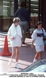Princess Diana Photo - 1993 Princess Diana with Personal Trainer Carolan Brown at the LA Fitness Centre AlphaGlobe Photos Inc