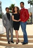 Abhishek Bachchan Photo - Vikram Aishwarya Rai  Abhishek Bachchan Actors Raavan Photocall 63rd Annual Cannes Film Festival in Cannes  France 05-17-2010 Photo by Daivd Gadd-allstar-Globe Photos Inc