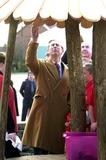 David Jones Photo - David Jonesalpha 046974 010302 Prince Charles the Prince of Wales Opening the New Princes Trust Cymru Office Inspects a Pagoda Built by Children -the Phoenix Centre Swansea Wales Credit David JonesalphaGlobe Photos Inc