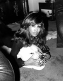 Tina Turner Photo - Tina Turner at Home 1974 1970s Supplied by Omnia PressGlobe Photos Inc