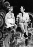 Andy Williams Photo - Andy Williams Petula Clark Supplied by Globe Photos Inc