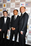 Alain Prost Photo - Lewis Hamilton World Champion of Formule1 08 with Alain Prost and Ron Dennis Opening Ceremony of the 24th International Automobile Festival at the Hotel National in Paris 02-10-2009 Photo by Fay Alexandre-pix Planete-Globe Photos Inc