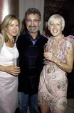 Penny Smith Photo - Dave Benettalpha 047601 23042002 London Penny Smith with Eddie Jordan and Marie Jordan -Pink Pink Party Thrown by Laurent Perier Champagne Dave BenettalphaGlobe Photos Inc