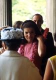 Jacqueline Kennedy Onassis Photo - Jacqueline Kennedy Onassis Globe Photosinc
