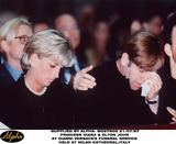 Gianni Versace Photo - 0797 Princess Diana and Elton John Attend  Gianni Versaces Funeral Service  Held at Milan Cathedral in Italy Credit AlphaGlobe Photos Inc Glamreq
