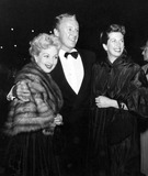 Ann Sothern Photo - Ann Sothern Van Johnson and Wife Evie Photo Nate CutlerGlobe Photos Inc