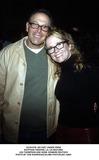 Lea Thompson Photo -  Six Feet Under Prem Egyptian Theatre LA CA 05212001 Lea Thompson and Husb Howard Deutsch Photo by Tom RodriguezGlobe Photosinc