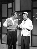 Dean Martin Photo - Frank Sinatra with Dean Martin Supplied by Smp-Globe Photos Inc Tv-film Still