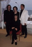 Tom Jones Photo - Anjelica Huston with Tom Jones Jim Sheridan and Marion Odwyer 1999 Cannes Film Festival 1999 K15649fb Photo by Fitzroy Barrett-Globe Photos Inc