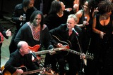 Sting Photo - Singin in the Rain Forest the 12th Carnegie Hall Benefit Concert in Support of the Rainforest Foundation at Carnegie Hall  New York City 04212004 Photo by John BarrettGlobe Photosinc Sting_billy Joel
