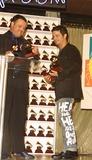 Alexandro Sanz Photo - Paul Rodriguez and Alexandro Sanz (He Won 4 Grammys) 2nd Latin Grammy Awards Conga Room Los Angeles CA October 30 2001 Photo by Nina PrommerGlobe Photos Inc 2001 K23232np (D)
