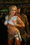 Joanie Laurer Photo - Joanie Laurer (Aka Wrestler Chynna) Billboard Music Awards Bash Studio 54 Mgm Grand Casino  Hotel Las Vegas 12082002 Photo by Alec MichaelGlobe Photos Inc 2002