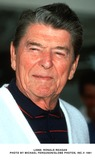 Ronald Reagan Photo -  Ronald Reagan Photo by Michael FergusonGlobe Photos Inc