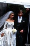 Alex Von Furstenberg Photo - Alexandra Von Furstenbergs Wedding(dianes Daughter) Alexandra N Miller and Robert Miller 10281995 Photo by John BarrettGlobe Phtos Inc