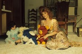 Caprice Crane Photo - Tina Louise with Daughter Caprice Crane M4904b Photo by Omnia Press-Globe Photos Inc