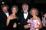 Kenny Rogers Photo - Kenny Rogers and Marianne F0111 1984 Photo by Globe Photos Inc