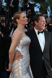 Arpad Busson Photo - Actress Uma Thurman and Arpad Busson Attend the Premiere of Zulu During the 66th Cannes International Film Festival at Palais Des Festivals in Cannes France on 26 May 2013 Photo Alec Michael