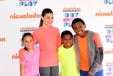 Ariana Grande Photo - Nickelodeon Worldwide Day of Play in Prospect Park Brooklyn Big Time Rush and Ariana Grande Performed Bruce Cotler 2013 the Cast of the Haunted Hathaways