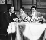 Dean Martin Photo - Milton Berle Jerry Lewis Dean Martin Supplied by Globe Photos Inc
