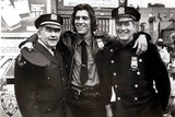 Ken Wahl Photo - Fort Apache the Bronx Tv Film Still Supplied by Globe Photos Inc Paul Newman Ed Asner Ken Wahl