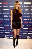 Amber Arbucci Photo - Maxim Sno Magazine Party Hosted by January Cover Girl Michelle Branch New York City 12102003 Photo John Krondes Globe Photos Inc 2003 Amber Arbucci
