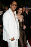 Dany Garcia Photo - The Scorpion King Premiere at Universal Amphitheate Los Angeles CA the Rock (Dwayne Johnson) and Wife Dany Garcia Photo by Fitzroy Barrett  Globe Photos Inc 4-17-2002 K24625fb (D)