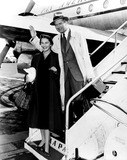 James Stewart Photo - James Stewart and Wife Gloria SmpGlobe Photos Inc