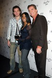 JC Chasez Photo - Jc Chasez Toni Braxton and Dick Clark - 30th American Music Awards Nominations - at the Beverly Hilton Hotel in Beverly Hills CA - Photo by Fitzroy Barrett  Globe Photos Inc - 11-19-2002 - K27215fb (D)