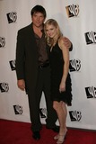 Paul Johansson Photo - Paul Johansson and Katherine Bailess - the Wb Networks 2005 All Star Party - Warner Bros Studio Lot Burbank CA - 01-22-2005 - Photo by Nina PrommerGlobe Photos Inc2005