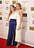 Emily Blunt Photo - Amy Adams Emily Blunt attending the 18th Annual Critics Choice Movie Awards Red Carpet Arrivals Held at Barker Hanger in Santa Monica California on January 10 2013 Photo by D Long- Globe Photos Inc